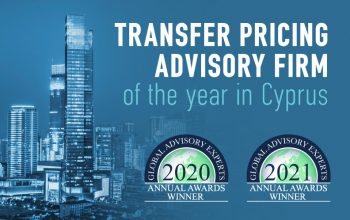 Transfer Pricing Firm of the year 2021 in Cyprus